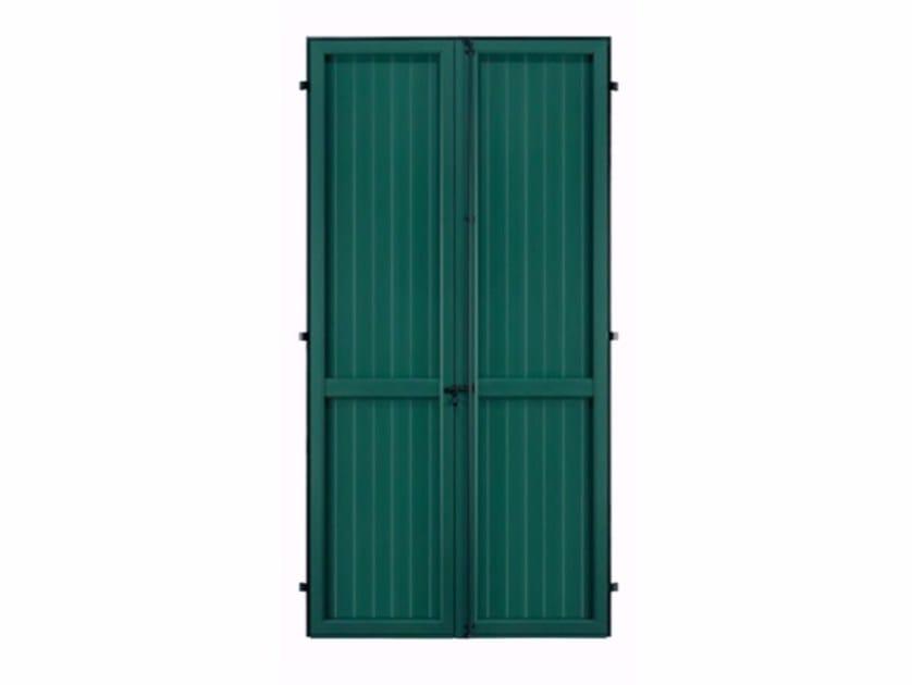 Panel shutter GIOTTO - FOSSATI PVC
