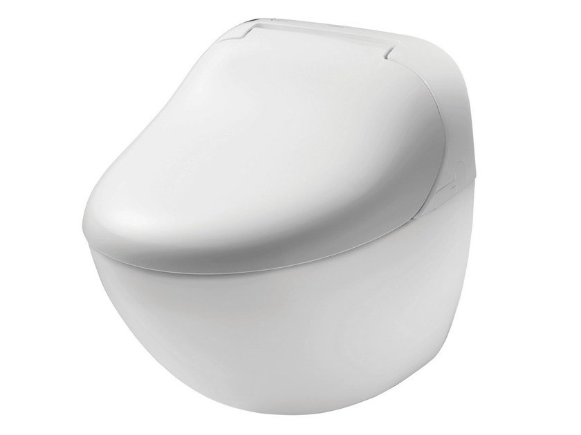 Wall-hung toilet GIOVANNONI | Wall-hung toilet by TOTO