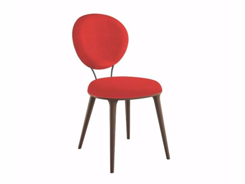 Fabric chair GIRIA | Chair - CIZETA