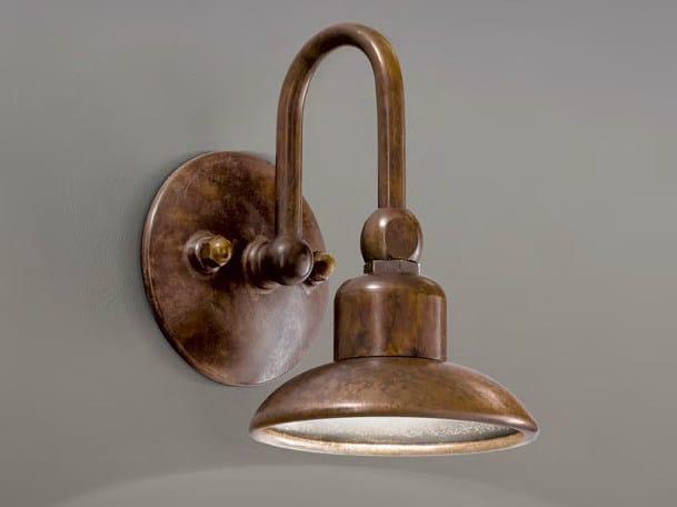 LED metal wall lamp GIULIETTA SPRINT | Wall lamp - Aldo Bernardi