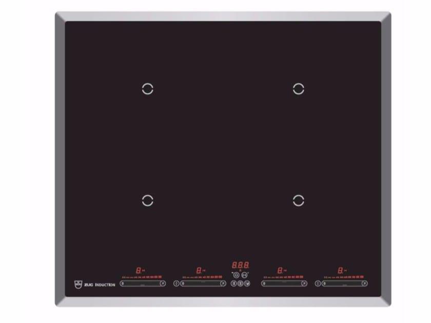 Piano cottura a induzione da incasso in vetro GK46TIMSC MAXIFLEX | Piano cottura a induzione - V-ZUG