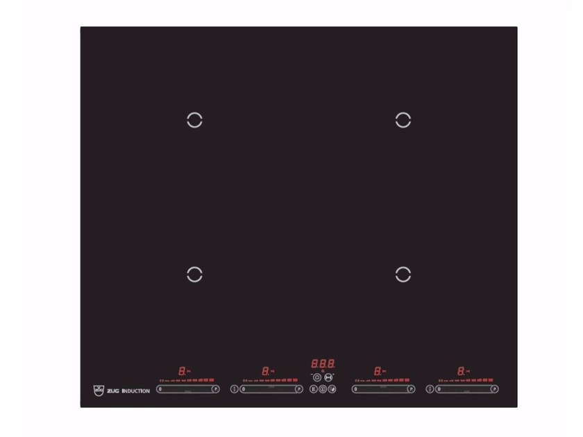 Piano cottura a induzione filo top GK46TIMSF MAXIFLEX   Piano cottura filo top - V-ZUG