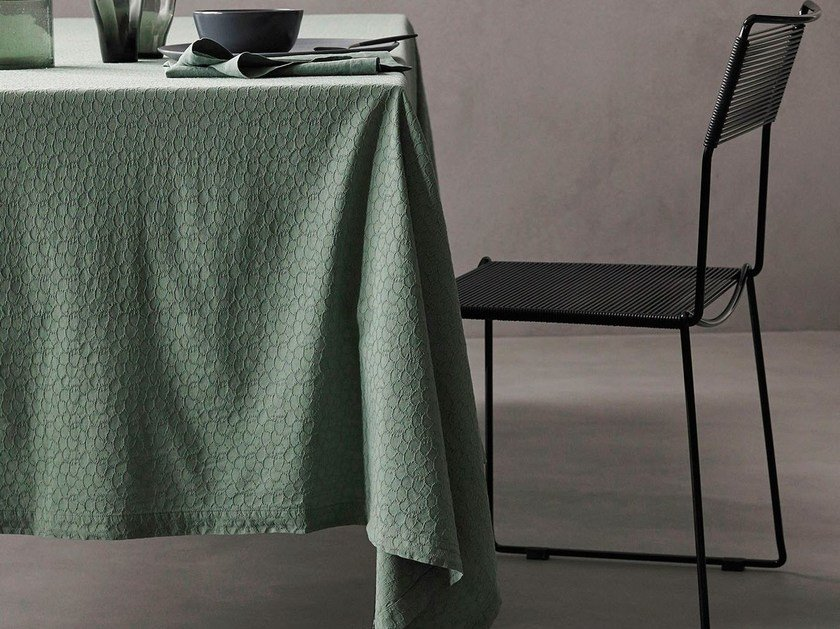 Cotton tablecloth GLIR - Society Limonta