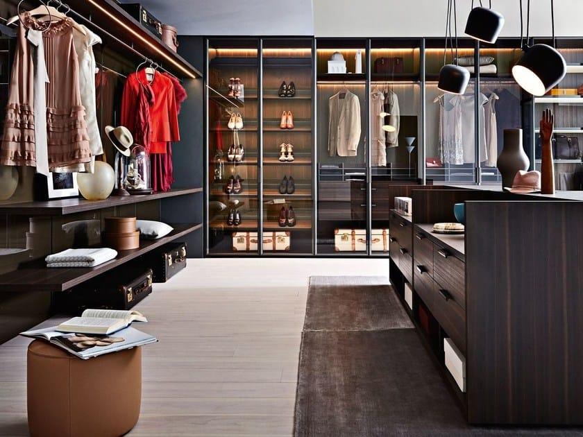 Glass cabinet door GLISS MASTER WINDOW - MOLTENI & C.