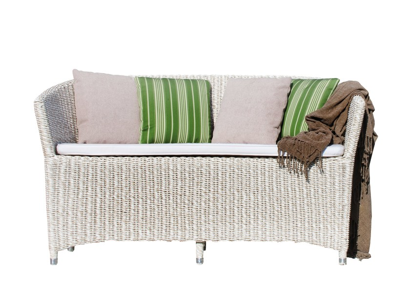Contemporary style 2 seater sofa GLOBE | Sofa by Atmosphera