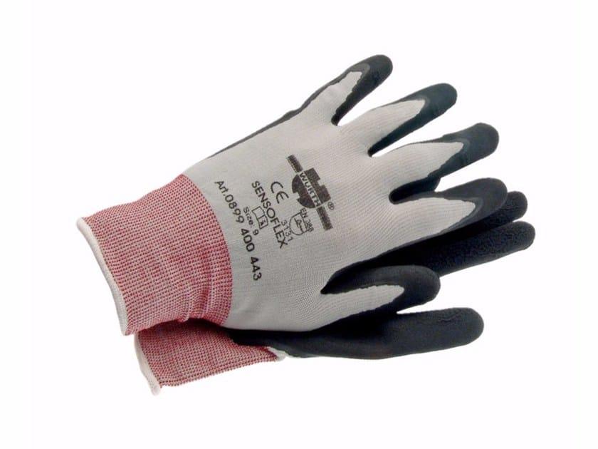 Nylon® Work gloves SENSOFLEX - Würth