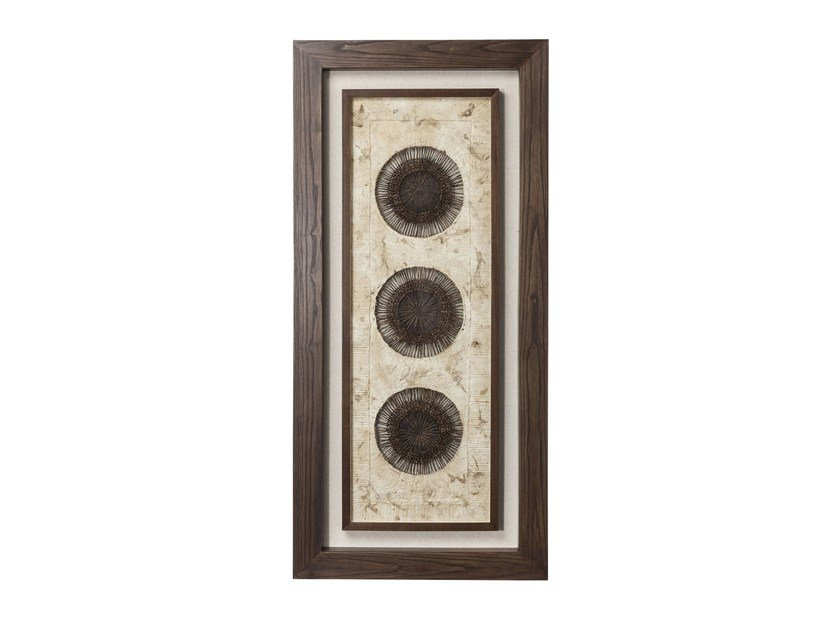 Decorative panel GOBI THREE CIRCLES - KARE-DESIGN