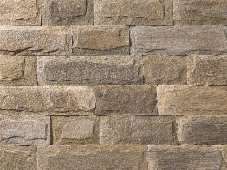 Golden coast rivestimento in pietra naturale by b b - Rivestimento per esterno in pietra ...