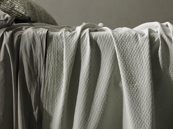 Cotton bedspread GONE - Society Limonta