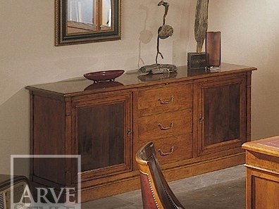 Solid wood sideboard GONZAGA | Sideboard by Arvestyle