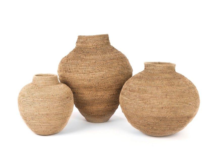 Vaso in fibre vegetali GOURD - DANYÉ DECORACIÓN