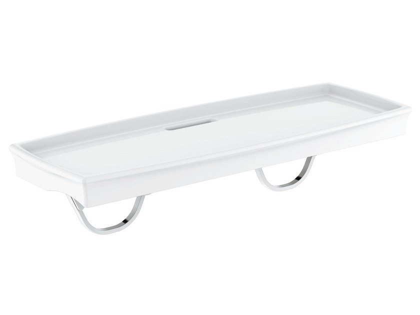 Countertop ceramic soap dish GRANDERA™ | Countertop soap dish - Grohe