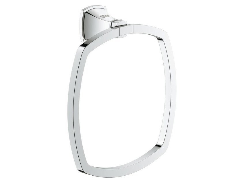 Towel rack GRANDERA™ | Towel ring by Grohe