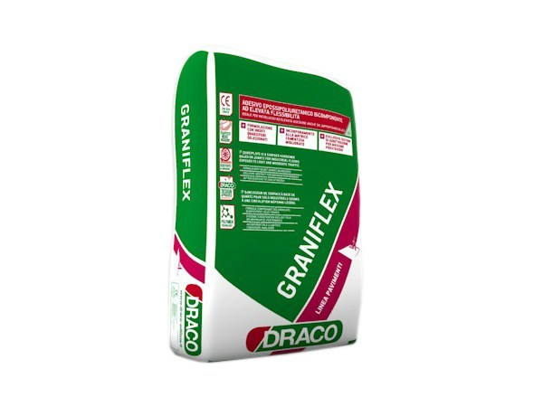 Cement adhesive for flooring GRANIFLEX - DRACO ITALIANA