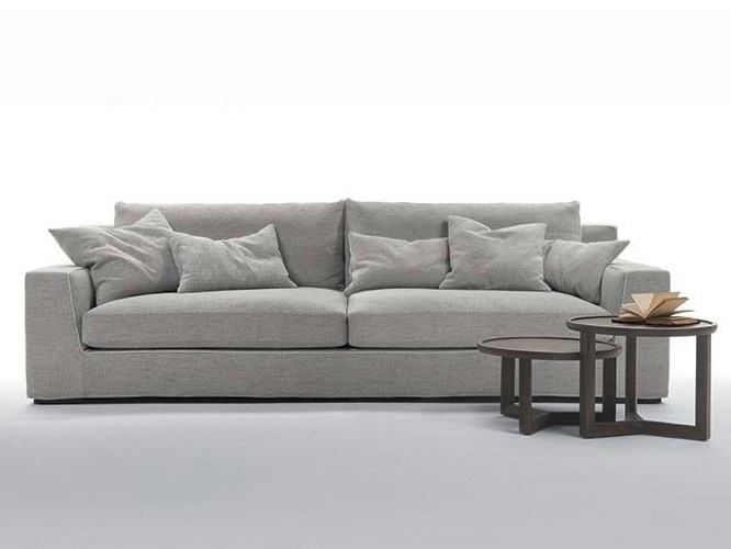 3 seater fabric sofa GRANMILANO | 3 seater sofa - Marac