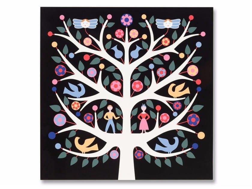 Pannello decorativo in lamiera graphic wall panels by - Pannello decorativo design ...