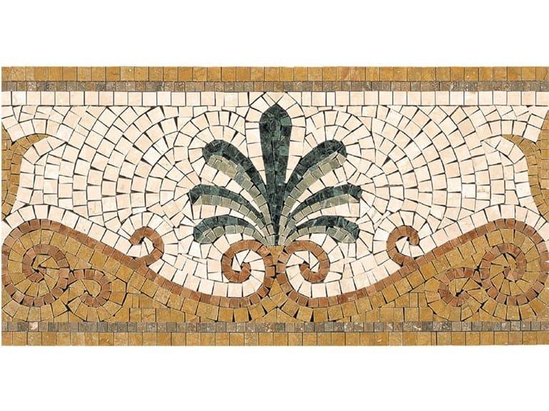 Marble mosaic GRECHE - CHANTILLY - Lithos Mosaico Italia - Lithos