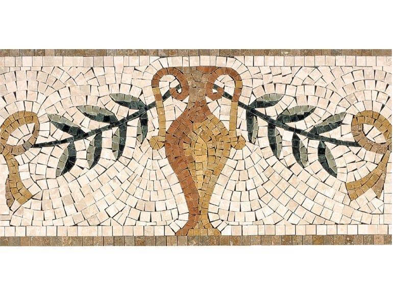 Marble mosaic GRECHE - LIMOGES - Lithos Mosaico Italia - Lithos