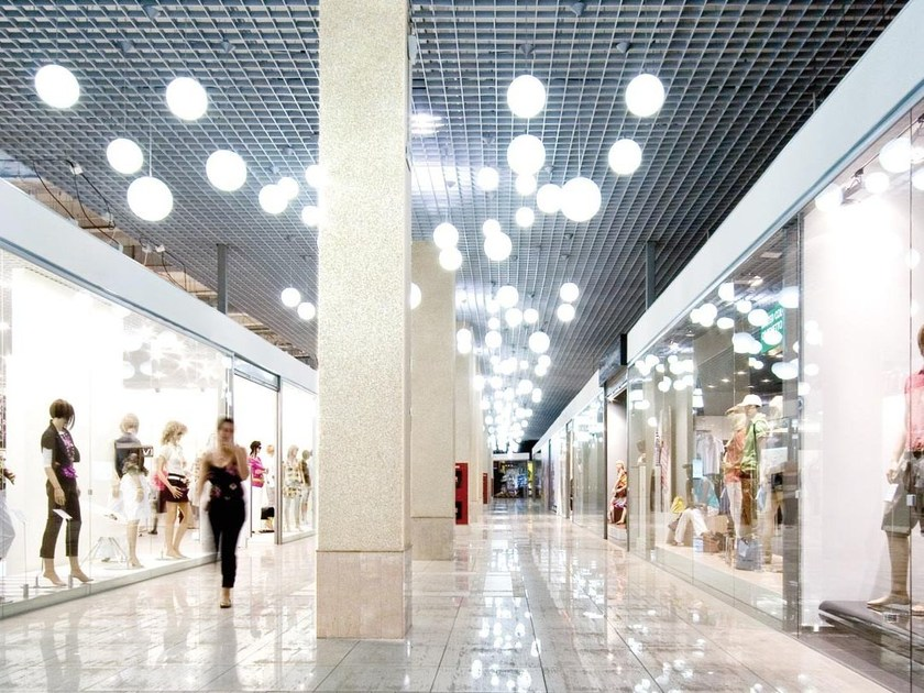 Ceiling tiles GRIGLIATO BASE 15 | Ceiling tiles by atena
