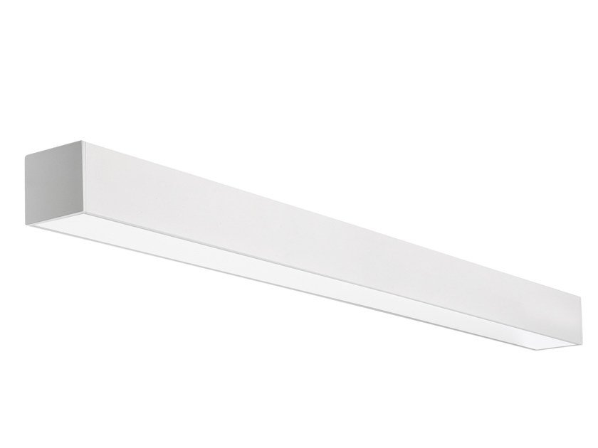 Lampada da parete a LED in policarbonato GRIN DOWN - LED BCN Lighting Solutions