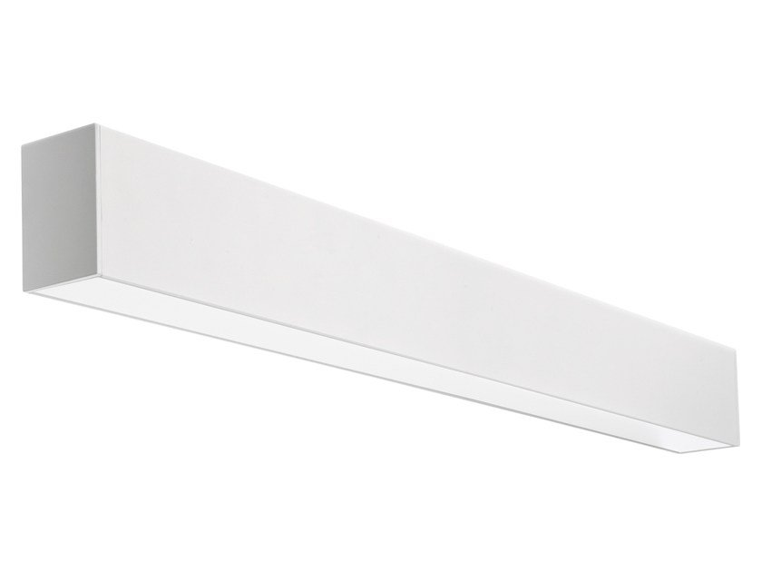 Lampada da soffitto a LED in policarbonato GRIN UPDOWN - LED BCN Lighting Solutions