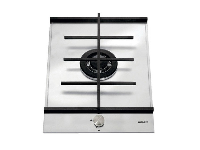 Gas built-in hob GT415HIX | Hob - Glem Gas