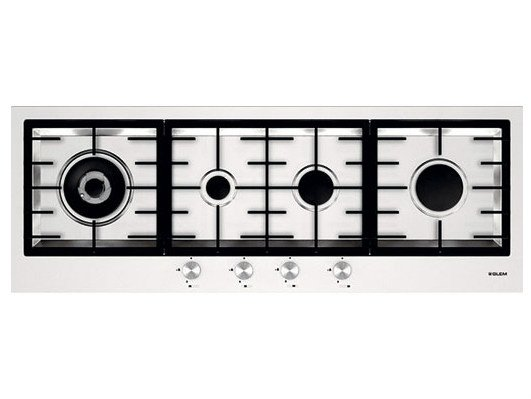 Gas built-in hob GTPF145HIX | Hob - Glem Gas