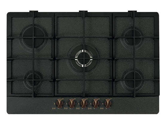 Gas built-in hob GTPR855HAN | Hob - Glem Gas