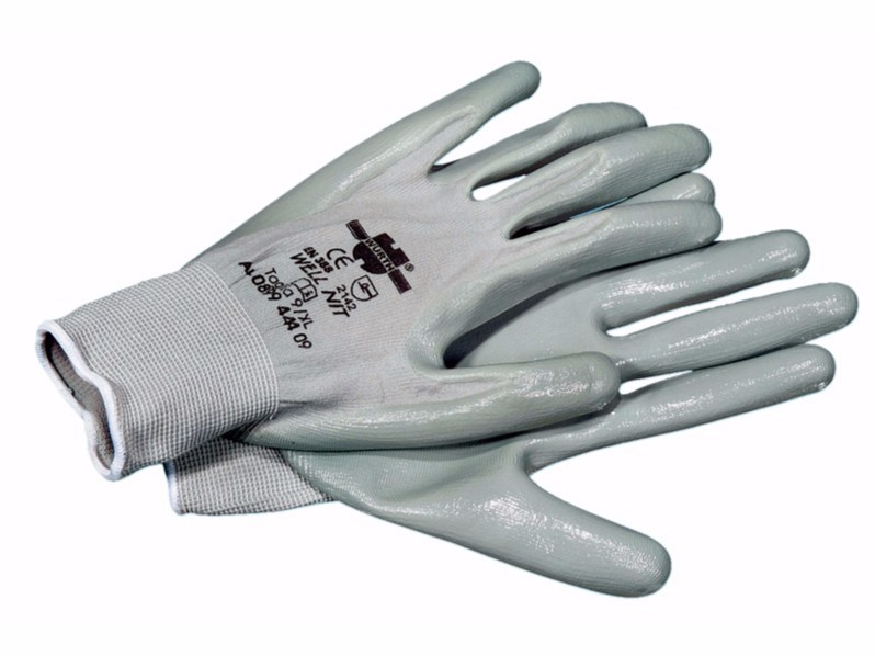 Nitril protective gloves WELL NIT - Würth