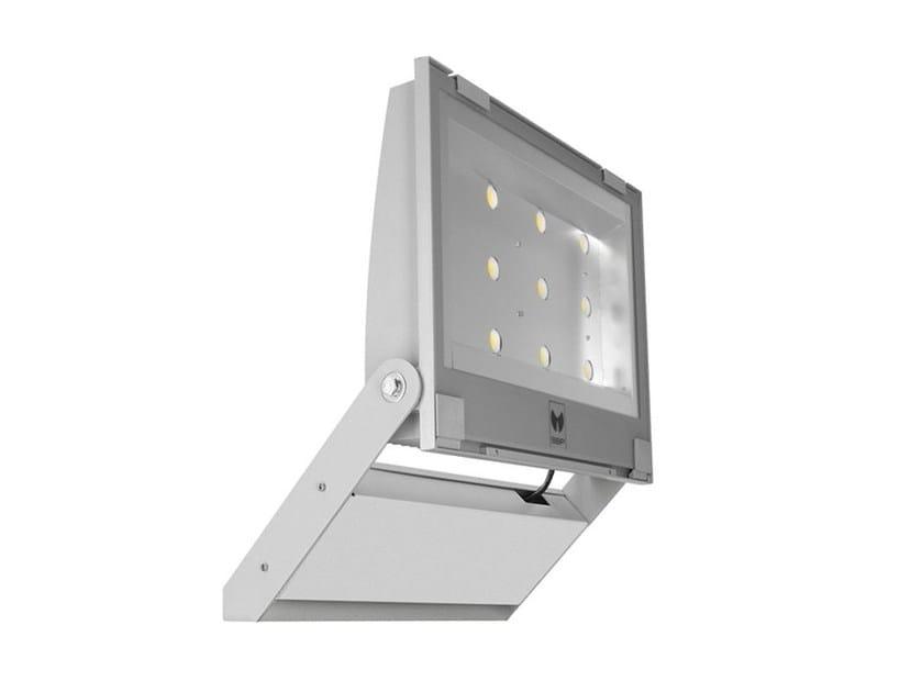 Proiettore da esterno a LED orientabile GUELL 4 - SBP by Performance in Lighting