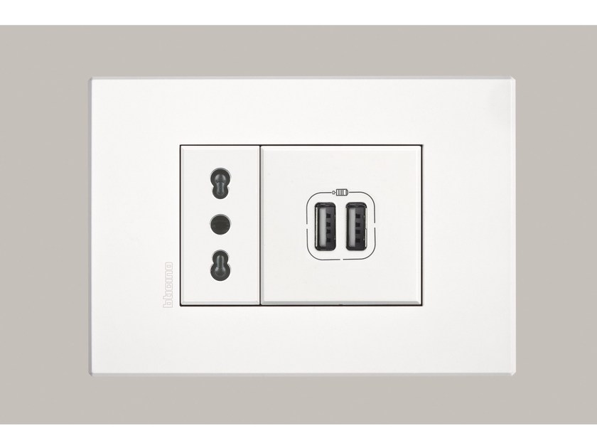 HOTEL ROOM MANAGEMENT Prese di corrente e connettore
