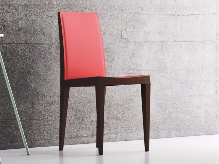 Bonded leather chair GUGGENHEIM Hard - Imperial Line