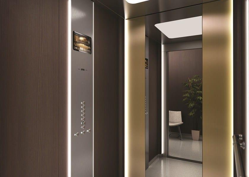 Machine Room-Less lift Gen2® Life by OTIS Servizi