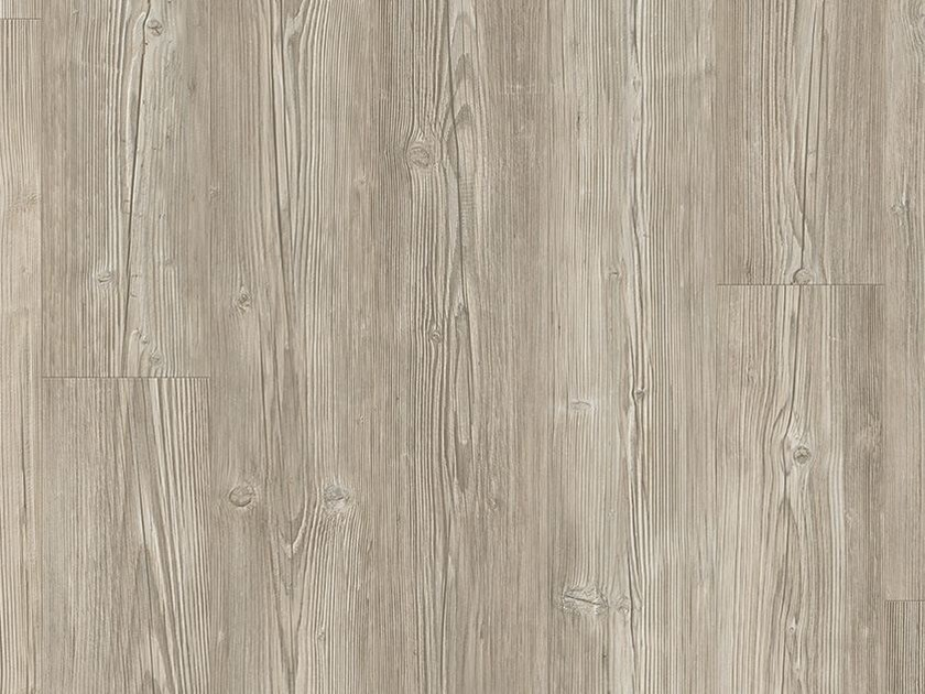 Vinyl flooring with wood effect GREY CHALET PINE by Pergo