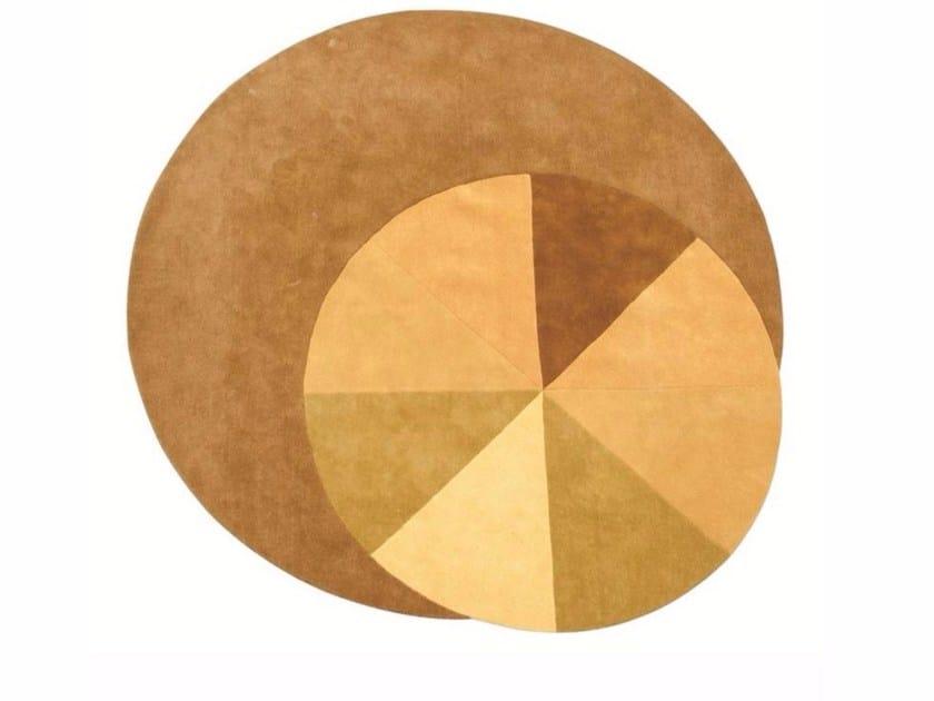 Tappeto fatto a mano in lana HALF & HALF | Tappeto - ROCHE BOBOIS
