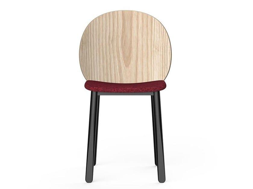 Ash chair HALO 11 - Very Wood