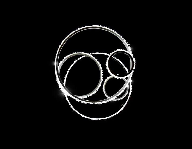 Lampada a sospensione a LED con cristalli Swarovski® HALO by Manooi