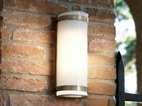 Methacrylate Wall Lamp HANNY by Aldo Bernardi