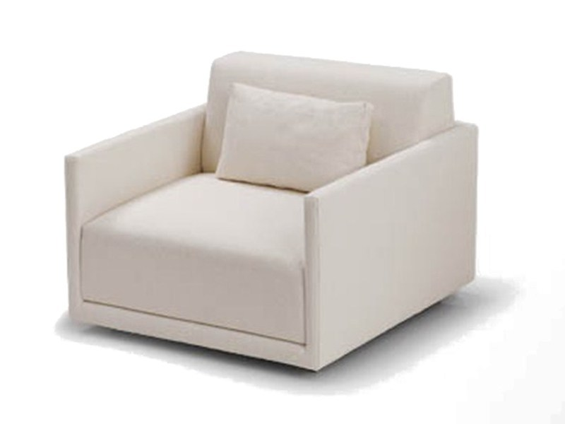 Upholstered armchair HAPPEN | Armchair - SANCAL