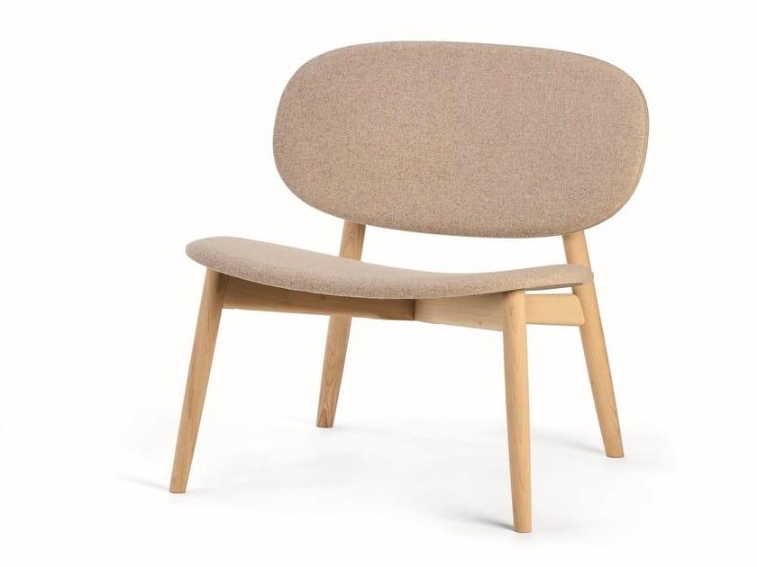 Fabric armchair HARMO RELAX by Infiniti