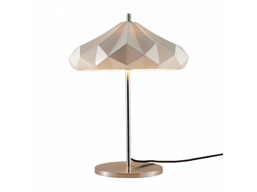 Porcelain table lamp with fixed arm with dimmer HATTON 4 | Table lamp - Original BTC