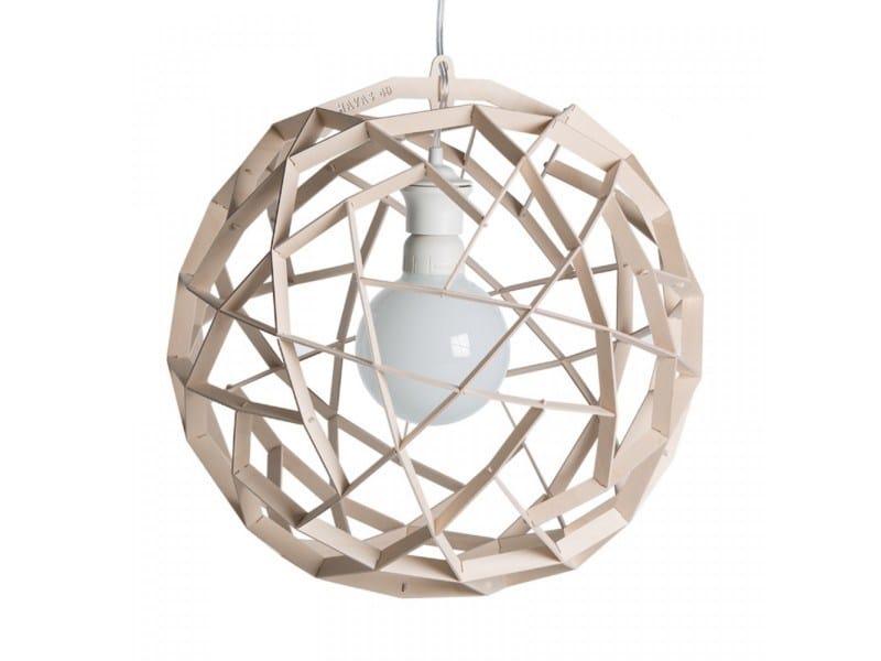 Plywood pendant lamp HAVAS 40 - SHOWROOM Finland