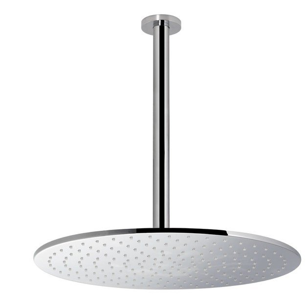 Ceiling mounted overhead shower with arm HEAD SHOWERS | Ceiling mounted overhead shower - NEWFORM