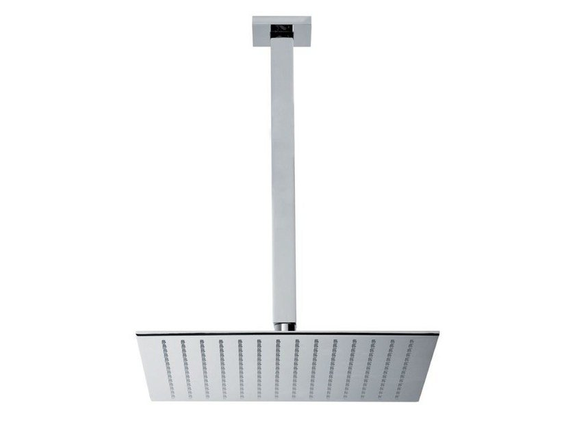 Ceiling mounted overhead shower with arm HEAD SHOWERS   Ceiling mounted overhead shower - NEWFORM