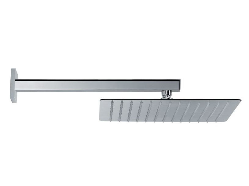 Wall-mounted overhead shower with arm HEAD SHOWERS | Overhead shower - NEWFORM