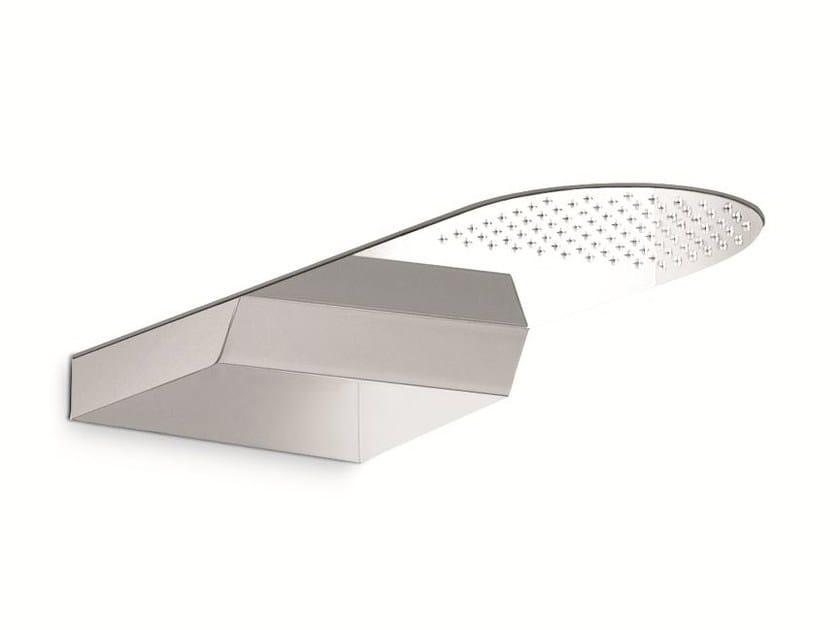 Soffione a pioggia in acciaio inox HEAD SHOWERS | Soffione in acciaio inox - NEWFORM