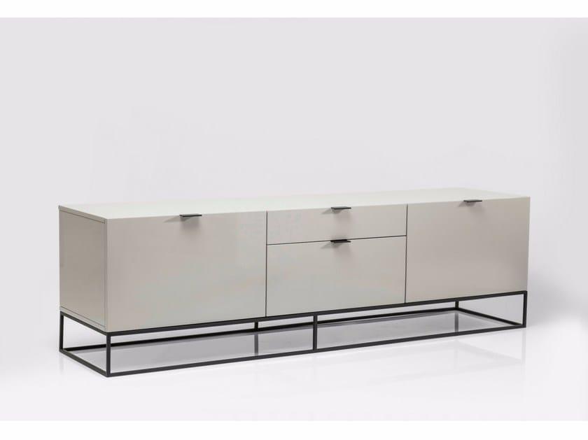 Lacquered MDF TV cabinet HEAVEN   TV cabinet - KARE-DESIGN