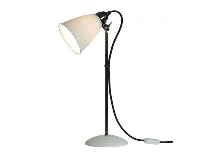Porcelain table lamp HECTOR 21 - Original BTC