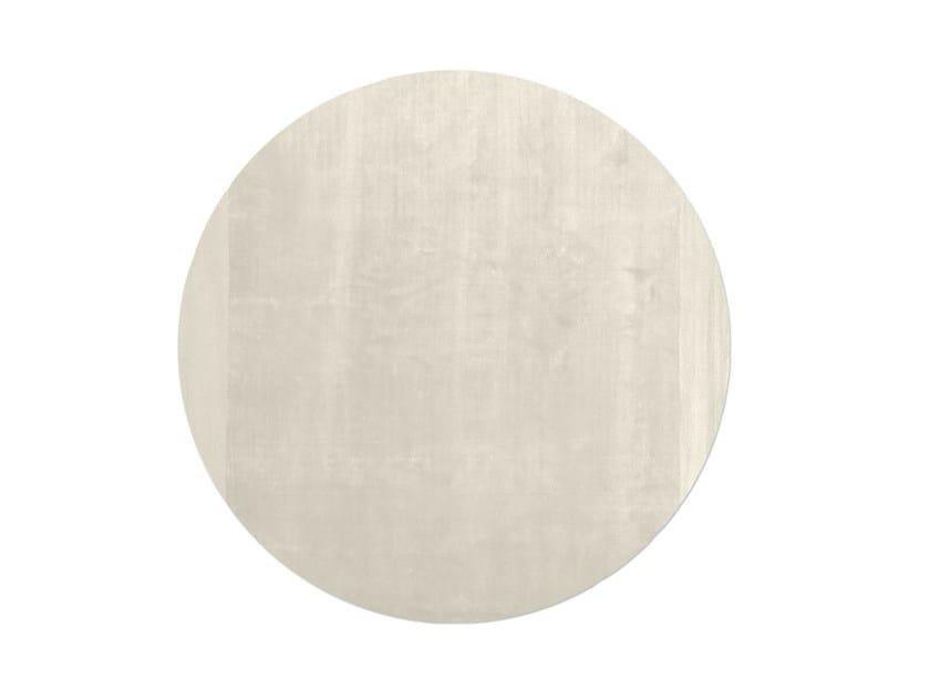 Handmade round rug HEM | Round rug - MOLTENI & C.