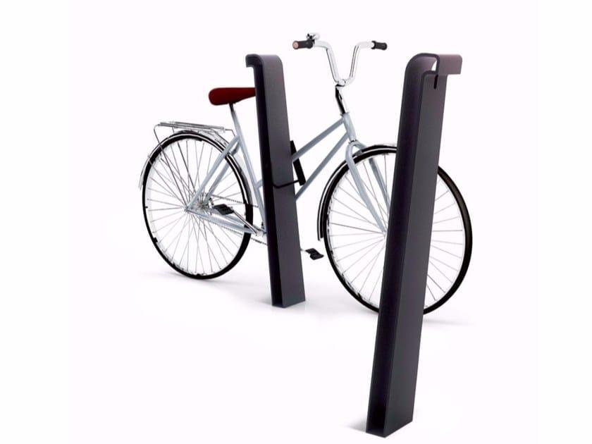 Steel Bicycle rack / bollard HI - LAB23